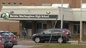 Mother wants more answers about tuberculosis case at Moncton school