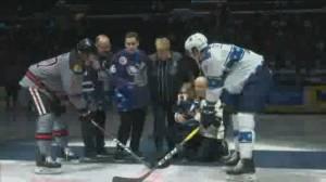 Manitoba Moose Autism Awareness Game (04:07)