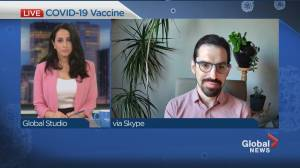 Refusing the COVID-19 vaccine: What are your rights? (03:57)