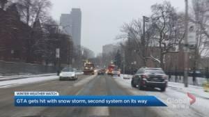 Toronto, GTA gets hit with overnight snow storm