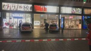 Police on scene after knife attack in The Hague