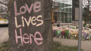 Drive-thru vigil to be held for Lynn Valley victims (04:40)