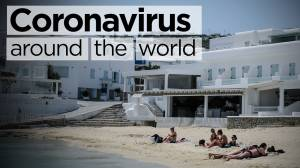 Coronavirus around the world: May 25, 2020