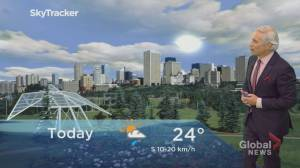 Edmonton afternoon weather forecast: Thursday, June 11, 2020