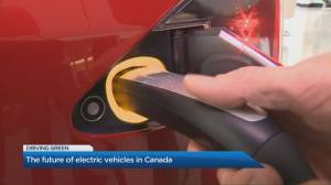 How close is Canada to an all-electric vehicle future?