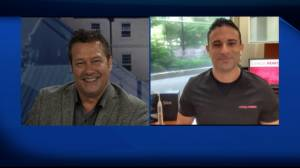 Global News Morning chats with periodontist Dr. Yair Lenga (08:18)