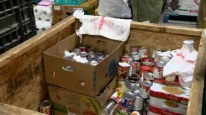 Saskatoon Food Bank volunteers on hold due to the coronavirus pandemic