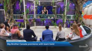 'Big Brother Canada' Season 9 kicks off on Global (03:49)