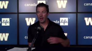 RAW: Blue Bombers Kyle Walters Interview – June 21 (27:16)