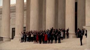 U.S. Supreme Court hearing arguments on future of DACA