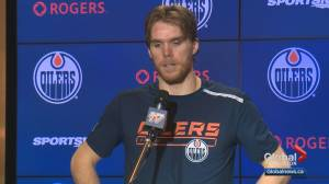 Edmonton Oilers speak out after NBA suspends season over coronavirus concerns