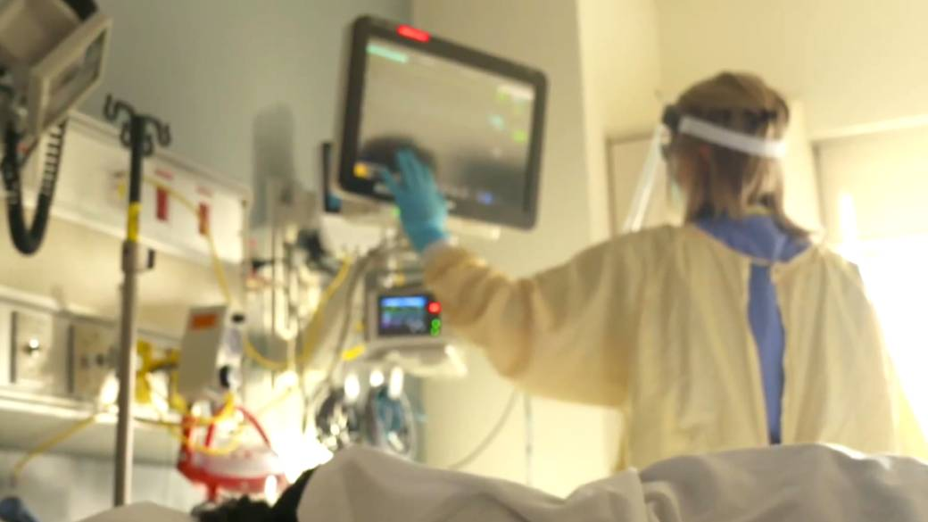 Click to play video: 'Calls for action from feds amid nursing shortage in Ontario'