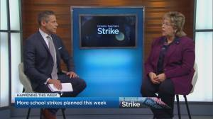 Is this the most contentious school strike Ontario has seen?