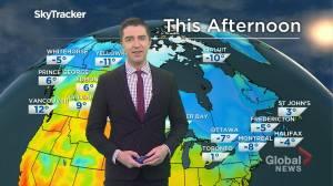 Saskatchewan weather outlook: March 5 (02:27)