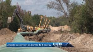 Duane Bratt discusses the COVID-19 pandemic and the Keystone XL pipeline
