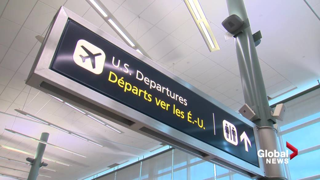 Click to play video: 'Edmonton International Airport remains cut off from global travel'