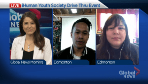 iHuman Youth Society hosts fundraising event amid increased need (04:07)