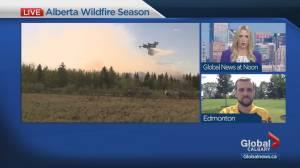 Alberta wildfire season: 2019 a tough year for fire crews
