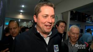 Federal Election 2019: Scheer 'not interested' in endorsements of former foreign leaders