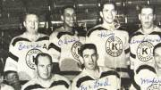Play video: Willie O'Ree played for the Kingston Frontenacs in 1959