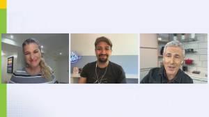 'Hamilton' creator Lin-Manuel Miranda talks 'In The Heights' (04:26)