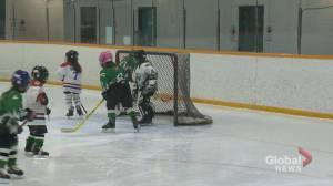 Coronavirus: Minor hockey groups facing play-or-pause dilemma as case numbers rise (01:55)