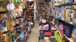 Global supply chain issues leading to toy shortages