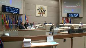 Calgary city councillors vote to end retirement bonuses
