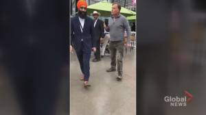 MPP Gurratan Singh applauded for response to Islamophobic remarks in Mississauga