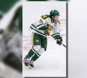 Edmonton hockey player contending for NCAA top award (02:07)