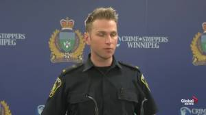 Winnipeg Police provide update on city's 42nd homicide