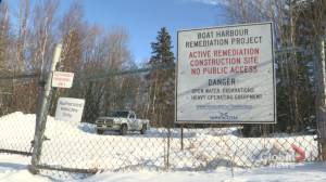 Northern Pulp to cut off all discharge into lagoons until end of April