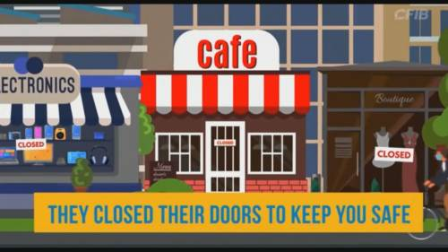 CFIB says Small Business Week more important than ever | Watch News Videos Online