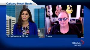 Loverboy to perform for Calgary Heart Beats virtual concert featuring local artists (04:16)