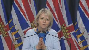 Dr. Henry lays out rules for B.C. school COVID-19 outbreaks