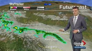 Edmonton weather forecast: Wednesday, May 27, 2020