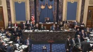 Trump's team takes spotlight at Senate impeachment trial
