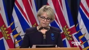 Coronavirus: Dr. Bonnie outlines B.C.'s mass immunization plan (04:46)