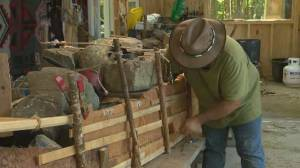 Mi'kmaq craftsman keeps canoe-building tradition alive