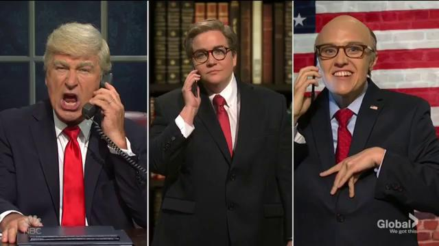 'Saturday Night Live' kicks off Season 45 with an impeachment cold open