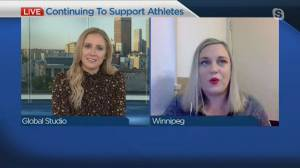 Special Olympics Manitoba on supporting athletes during a pandemic