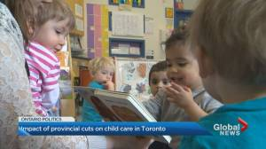 Provincial budget cuts will eliminate 760 child care subsidies in Toronto: report