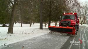 Another dose of winter weather hits New Brunswick