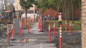 Mile End residents, business owners fed up with construction