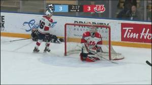 Lethbridge Hurricanes drop first of back-to-back games against Winnipeg Ice