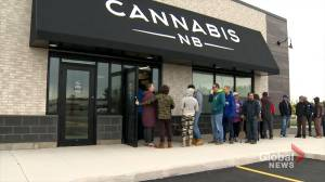N.B. government considering privatizing its crown corporation Cannabis NB