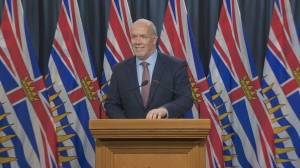 B.C. premier says second phase of COVID-19 response is going well, but urges patience