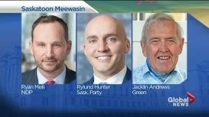 Saskatchewan NDP's fortunes don't improve much in 2020 general election (01:26)