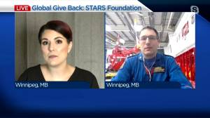 Global Give Back: STARS Foundation