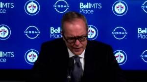 RAW: Winnipeg Jets Paul Maurice Interview – Mar. 1 (07:53)